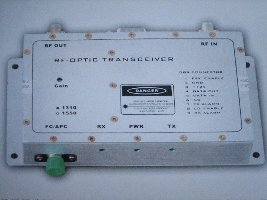 GSM/CDMA/3G/4G over Fiber Module